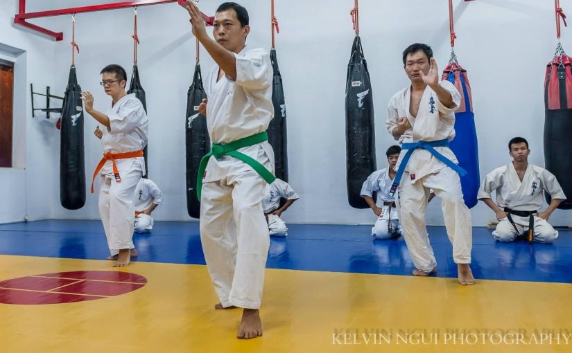 Martial Arts today